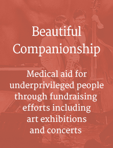 Beautiful Companionship, Medical aid for underprivileged people